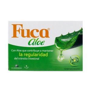 Aquilea Fuca Con Aloe 30 Comprimidos