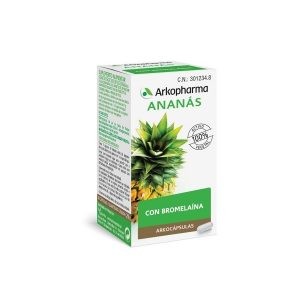 Arkopharma - Ananás 48 Cápsulas