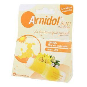 Arnidol Sun Stick-Spf50 15G - Diafarm