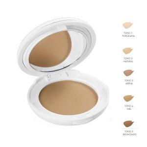 Avene - Couvrance Compacto Confort Bronceado(5.0) 9