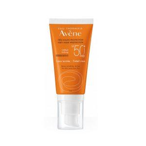 Avene - Crema Coloreada Spf 50+ 50ml