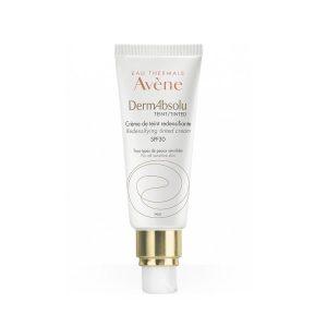 Avene -  Crema Redensificante Con Color Spf 30 30ml