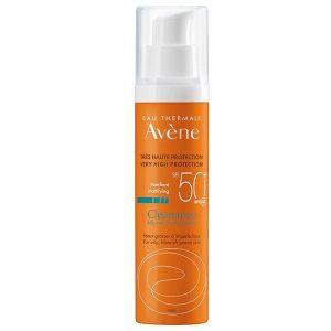 Avene Crema Solar Spf50 Cleanance Con Color 50Ml