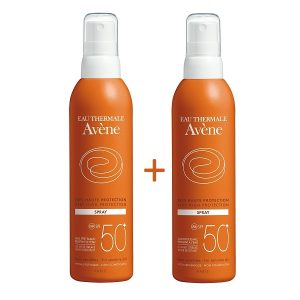 Avene Duplo Spray Spf 50 2X200Ml
