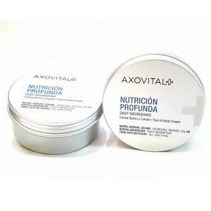 Axovital Nutrición Profunda Cara Y Cuerpo 150Ml