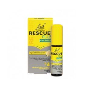 Bach Rescue Plus Vitaminas Spray 20ml