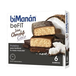 Bimanan - Barritas Be Fit Chocolate Coco 6U