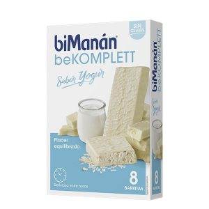 Bimanan - Barritas Yogur Be Komplet 8U