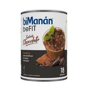 Bimanan - Befit Batidos Chocolate 540G