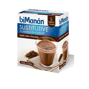 Bimanan - Sustitutive Batido Chocolate 300G