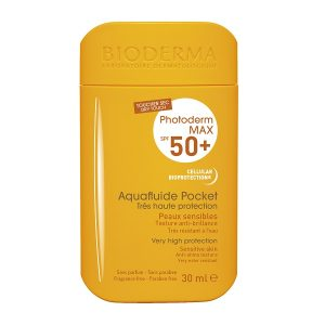 Bioderma - Photoderm Max Spf50 Aquafluido Pocket (30ml) - Deportes Acúaticos