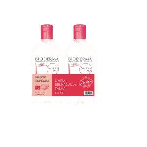 Bioderma - Sensibio H2O Micelar Pack (2 Unidades X 500ml)