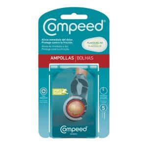 Compeed - Ampollas Planta Del Pie 5 Uds
