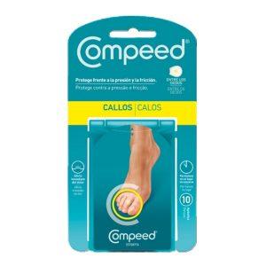 Compeed - Callos Protección  Entre Dedos 10 Apósitos