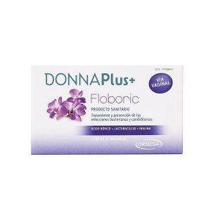 Donna - Plus Floboric 7 Cápsulas Vaginales