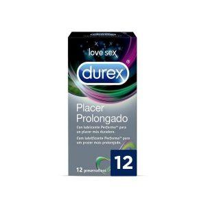 Durex - Placer Prolongado 12U