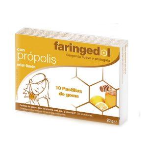 Faringedol - Miel I Limón 20 Comprimidos