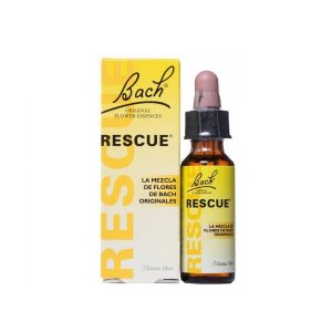 Flores De Bach Rescue Remedy Gotas 10ml