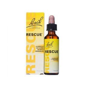 Flores De Bach Rescue Remedy Gotas 20ml