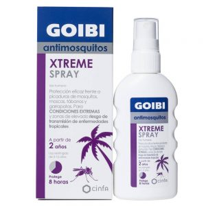 Goibi Antimosquitos Xtreme Spray 75Ml