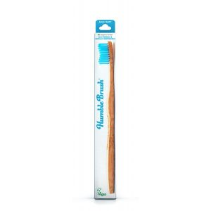 Humble Brush - Cepillo Suave De Bambú Azul
