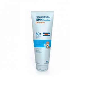 Isdin - Fotoprotector Solar Pediatrics Gel Crema (Spf50+) 250ml