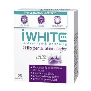 Iwhite - Hilo Dental Blanqueador 125 Tratamientos