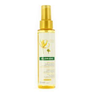 Klorane - Aceite Protector A La Cera De Ylang Ylang 100ml