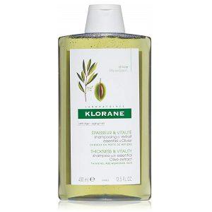 Klorane - Champú Al Extracto Esencial De Olivo 400 ml
