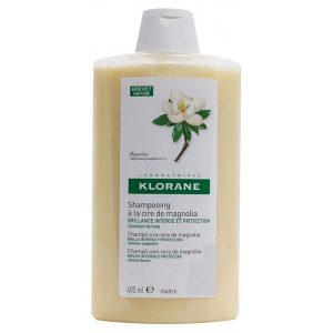 Klorane - Champú Cera De Magnolia 400ml