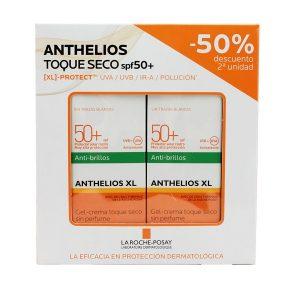 La Roche Posay - Anthelios Pack Duplo Xl 50+Spf Gel Crema Toque Seco 50ml