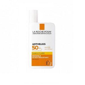La Roche Posay - Anthelios Shaka Xl Spf50+ Fluido Facial Sin Perfume 50ml