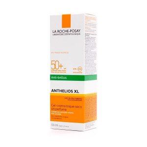 La Roche Posay - Anthelios Xl 50+Spf Gel Crema Toque Seco 50ml