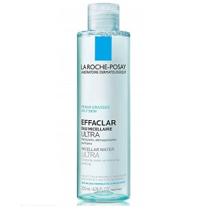La Roche Posay - Effaclar Agua Micelar Ultra Pieles Grasas 200ml
