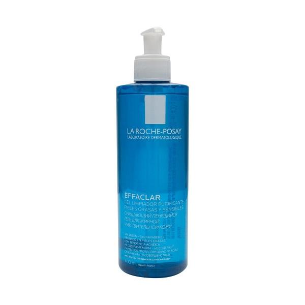 La Roche Posay - Effaclar Gel Limpiador Purificante 400Ml