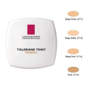 La Roche Posay - Toleriane Teint Mineral Compacto Beige Clair (11)