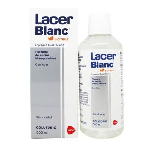 Lacer - Blanc Colutorio Citrus 500Ml