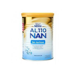 Nestlé - Al 110 Nan Leche Sin Lactosa (400G)