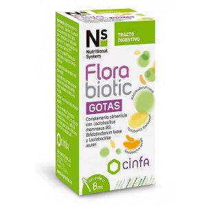 Ns Florabiotic Gotas 8Ml