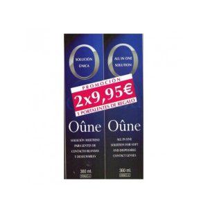 Oune Solución Única Para Lentes 360Ml+360Ml