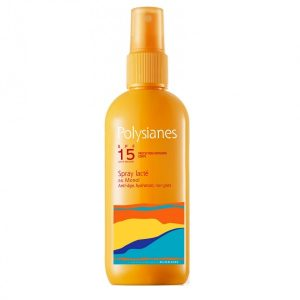 Polysianes - Spray Lacteo De Monoï Spf15 125Ml
