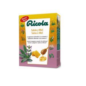 Ricola - Caramelos Salvia Y Miel 14 Uds