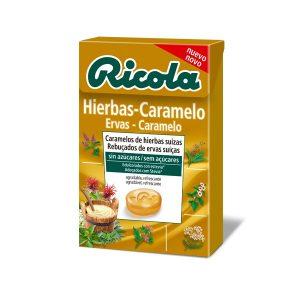 Ricola - Caramelos Sin Azúcar De Hierbas (50G)