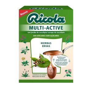 Ricola Multi Active Hierbas 51G