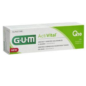 Gum - Activital Q10 (75ml)