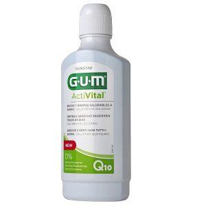 Gum - Activital Colutorio Q10 (500ml)