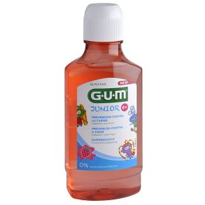 Gum - Colutorio Junior Fresa (300 ml)