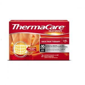 Thermacare Parches Zona Lumbar Y Cadera (2 Parches) - Pfizer